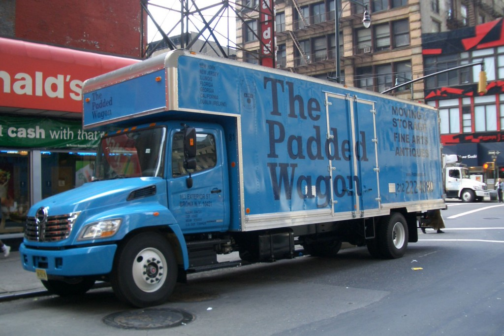 Moving And Storage Companies NYC   Moving Services NJ   Local Movers Los  Angeles   The Padded Wagon