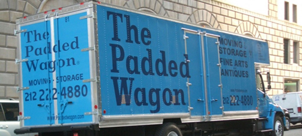 Nationwide Moving, Shipping, & Storage Services | Padded Wagon